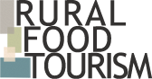 Rural Food Tourism Places Logo